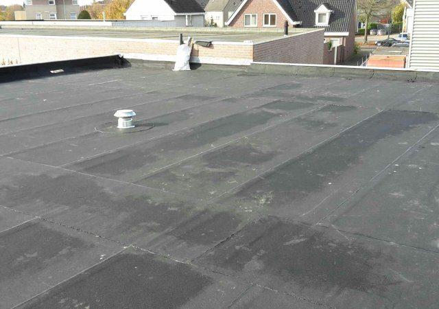Dak Garage Vervangen : Platte daken martien geeven